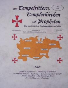 Stefan Heinrich - Von Tempelrittern, Templerkirchen und Propheten